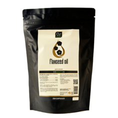O2B Flaxseed Oil 250's