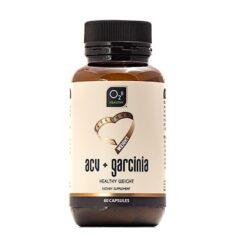 O2B ACV + Garcinia 60s