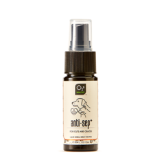 O2B K9 Anti-Sep+ Spray 30ml
