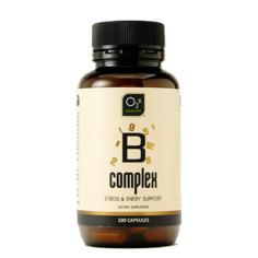 O2B Vitamin B Complex 100's