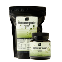 O2B Blackcurrant Powder