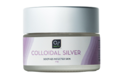 O2B Colloidal Silver Gel 30ml