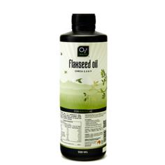 O2B Flaxseed Oil 500 Ml