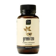 O2B Green Tea 90s