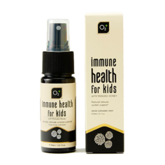O2B Immune Health For Kids 30ml Travel Spray