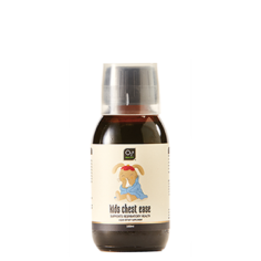 O2B Kid's Chest Ease  100mL