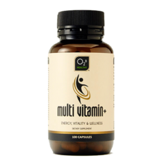 O2B Multi Vitamin Plus – 1-a-day