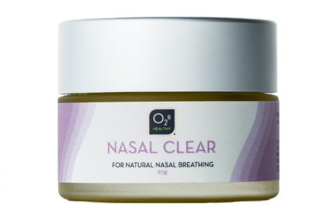 Natural Nasal Clear Cream