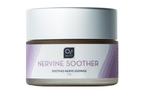 Nervine natural skin treatment