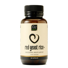 O2B Red Yeast Rice Plus  Co-Q10