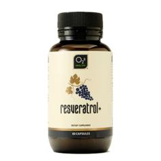 O2B Resveratrol Plus 60s