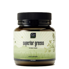 O2B Superior Greens+ 160gm